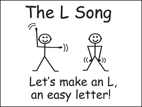 Singable Songs for Letters and Sounds Handmotions
