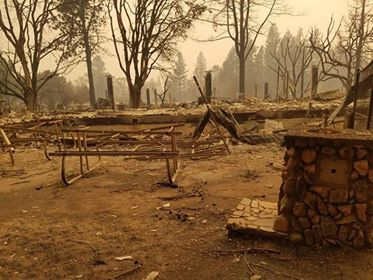 Paradise Elementary School, Camp Fire