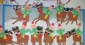 Rudolph and Elves