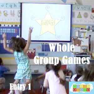 Whole Group Games and Activities