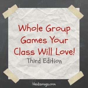 Whole Group Games #3