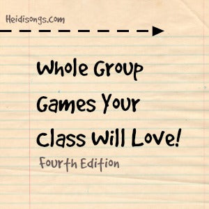 Whole Group Game #4