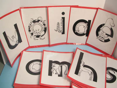 Zoo Phonics Flashcards