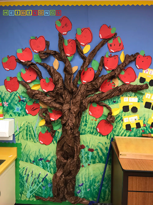 Apples Bulletin Board