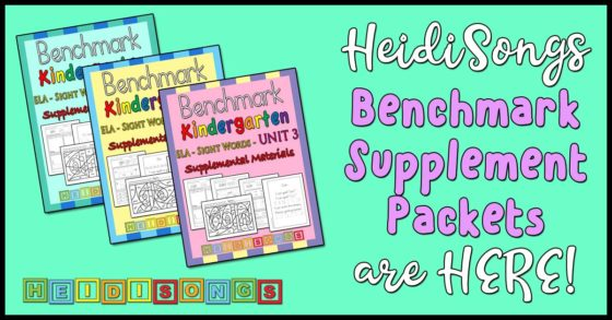 Benchmark Supplemental Materials