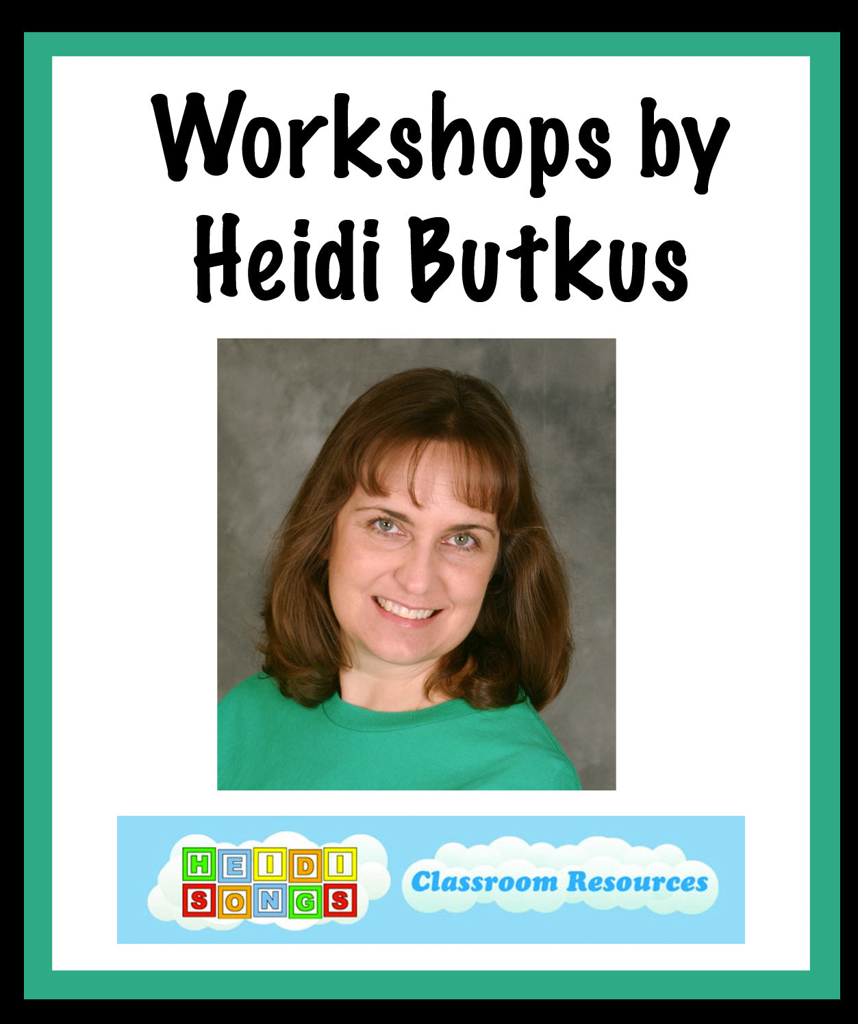 Workshops by Heidi Butkus