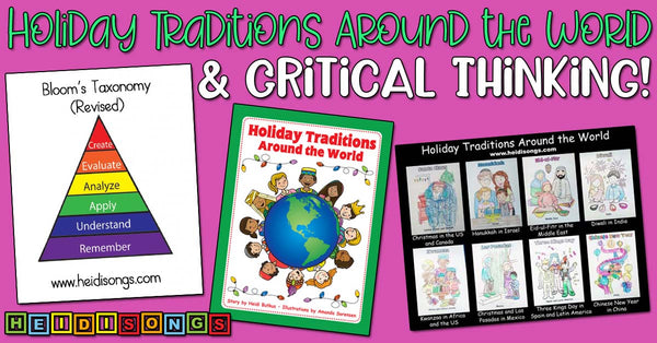 Holiday Traditions Around the World + Critical Thinking