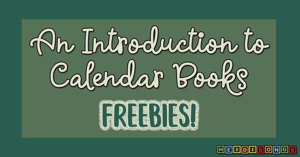 Intro to Calendar Books
