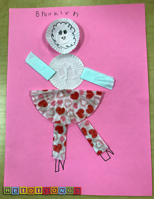 A Muffin Man Nursery Rhyme STEM Project! Heidisongs, TK, kindergarten, learning songs, music in the classroom