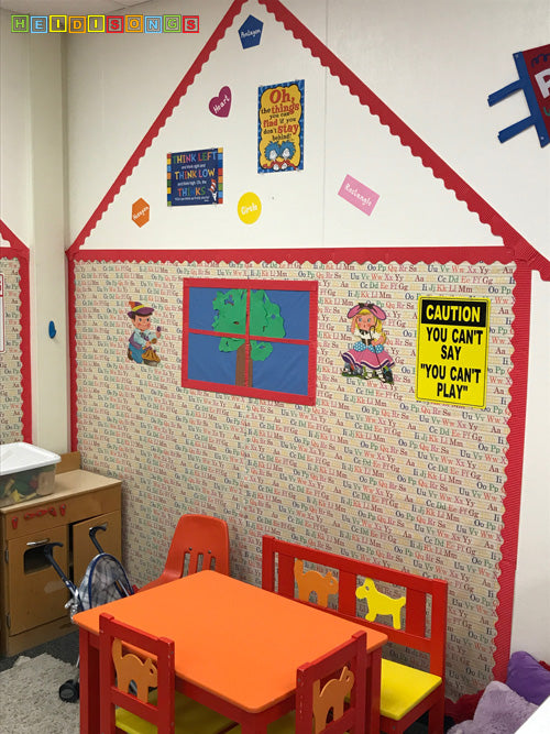 Playhouse TK Classroom