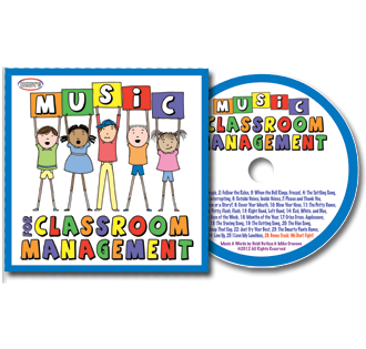Heidi Songs: Music for Classroom Management CD