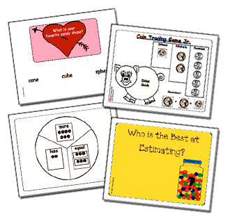 Musical Math Games & Activities