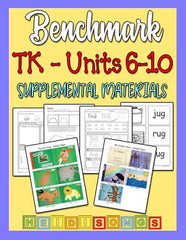 Benchmark TK - Supplemental Materials