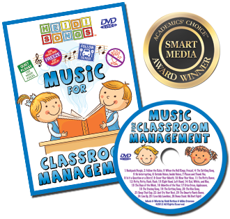 Heidi Songs: Music for Classroom Management DVD