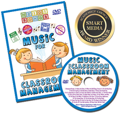 Music for Classroom Management DVD