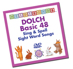 Doch Basic 48 - Sing & Spell Sight Word Songs