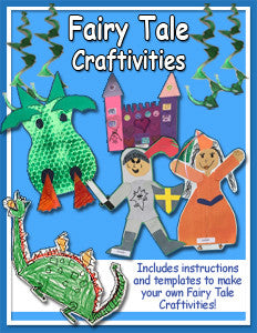 Fairy Tale Crafts & Activities