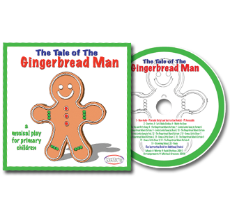 Heidi Songs: The Tale of the Gingerbread Man - Play