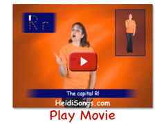 Heidi Songs Embedded Youtube Video