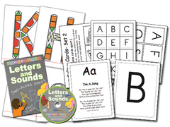Letters and Sounds Basic downloads