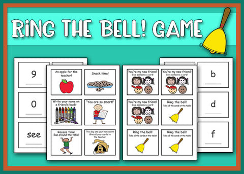 Heidi Songs: Ring the Bell! Game