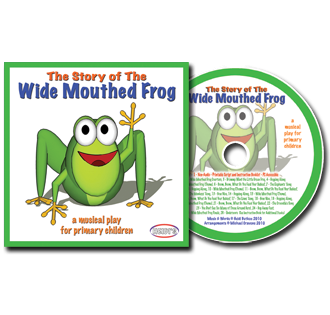 Heidi Songs: The Story of the Wide Mouthed Frog - Music