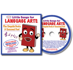 Little Songs for Language Arts CD