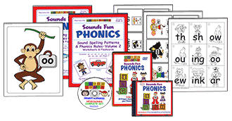 Sounds Fun Phonics Classroom Combo