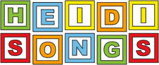 Heidi Songs' Logo