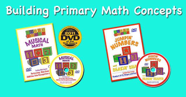 Building Primary Math Concepts