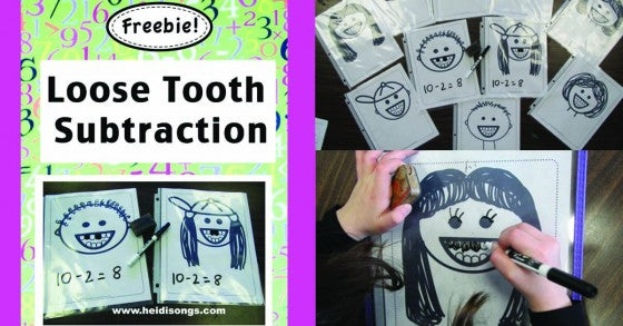 Loose Tooth Subtraction!