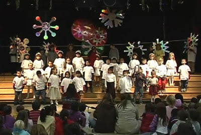 Ideas For Christmas Programs for K-3
