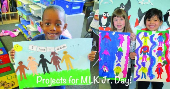 Learning About Martin Luther King, Jr., and More!