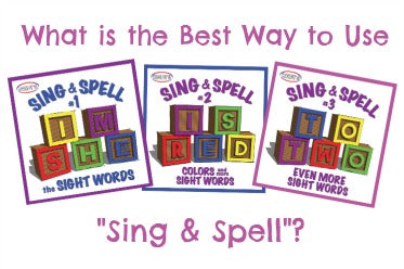 What is the Best Way to Use Sing and Spell in the Classroom?