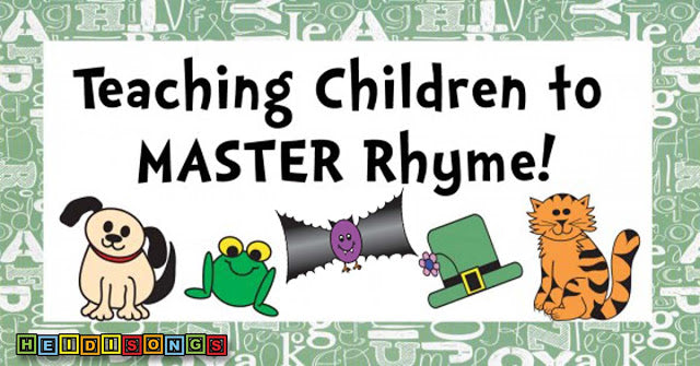 Teaching Children to MASTER Rhyme!