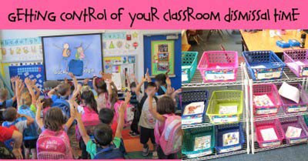 Getting Control of Your Classroom Dismissal Time