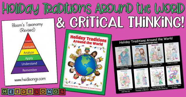 Holiday Traditions Around the World & Critical Thinking