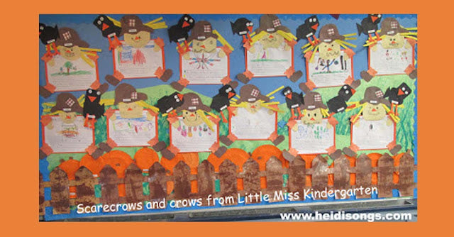 Fall Bulletin Boards to Crow About!
