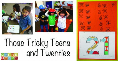 Tricky Teens and Twenties
