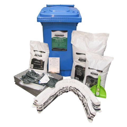 Spill Kit -  120Litre General Purpose (SK120)