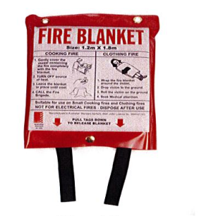 Copy of 1.2m x 1.8m Fire Blankets (F/B4)