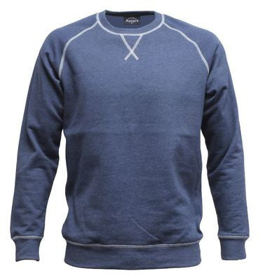 Two-tone Crew Sweatshirt (TTC)
