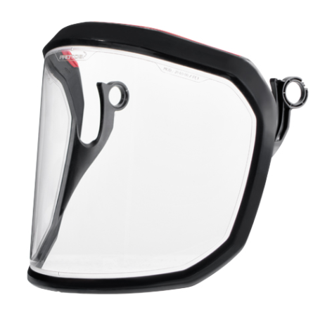 Protos Visor - Clear Polycarbonate EN166 - Clear (204071)