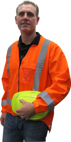 High Visibility Long Sleeve TTMC (TTMCHVDN4OS)