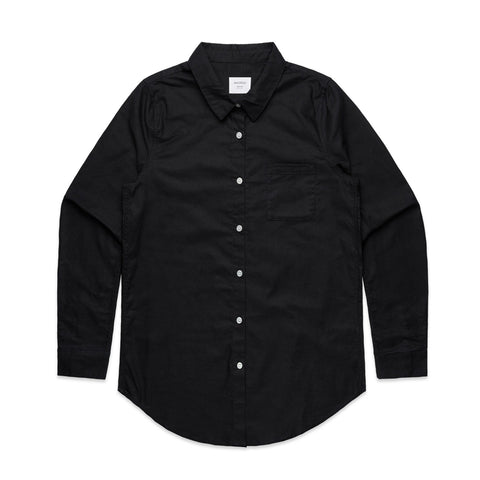 Womens Oxford Shirt (4401)