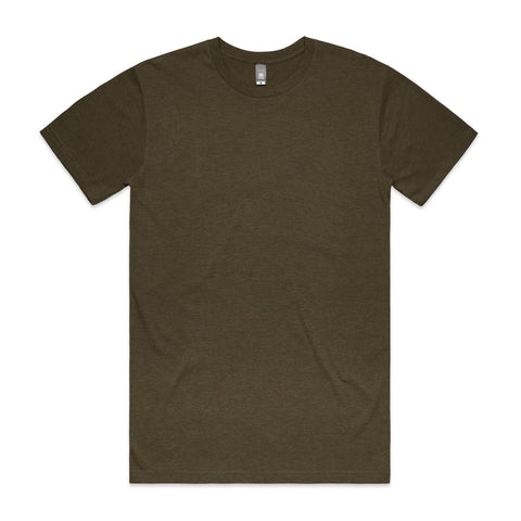 Mens Staple Marle Tee (5001M)