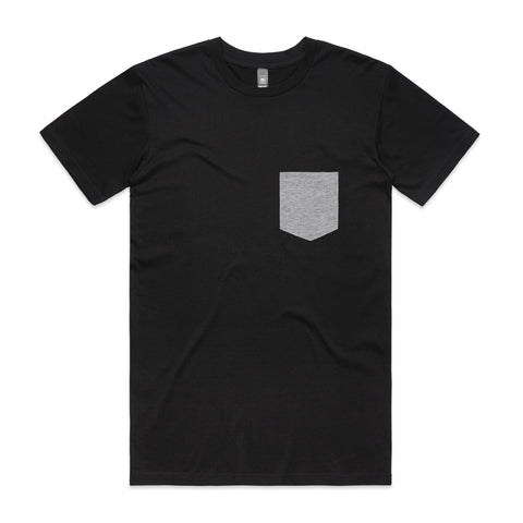 Mens Staple Pocket Tee (5010)