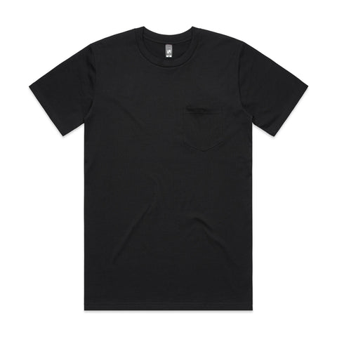 Mens Classic Pocket Tee (5027)