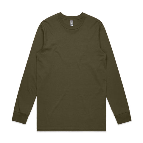 Mens Base Long Sleeve Tee (5029)