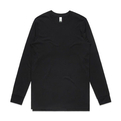Mens Base Organic Long Sleeve Tee (5029G)